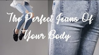 Denim Fit Tricks : The Perfect Jeans For Your Body