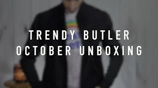 Trendy Butler October 2018 Package | UNBOXING & REVIEW