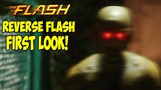 Reverse Flash FIRST LOOK