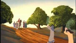 Animated Bible Story of The Messiah Comes On DVD