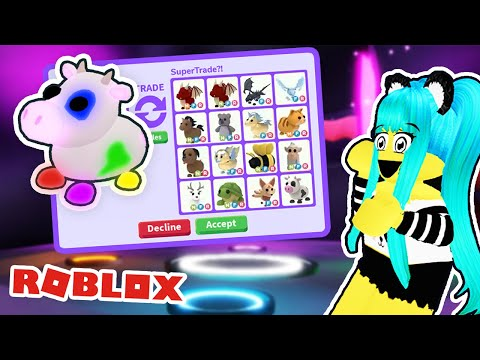 Roblox Adopt Me Pets Neon Dragon I Almost Got Scammed Trading A Mega Neon Dragon Adopt Me Roblox Youtube