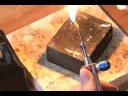 Art Jewelry - Lighting and using a torch
