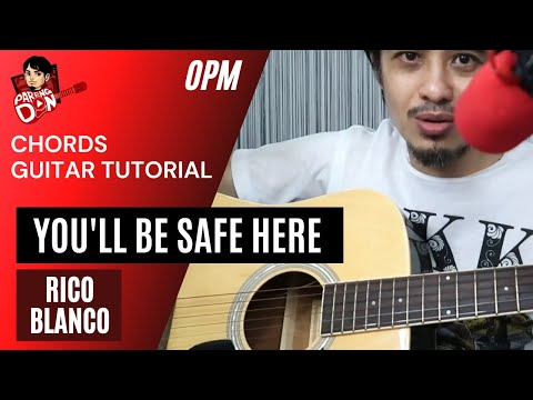 you-ll be safe here (guitar tutorial) w/ alternative chords - rivermaya - pareng don tutorials