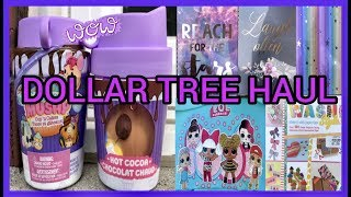 NEW DOLLAR TREE HAUL | ALL NEW ITEMS | SEPTEMBER 22 2019