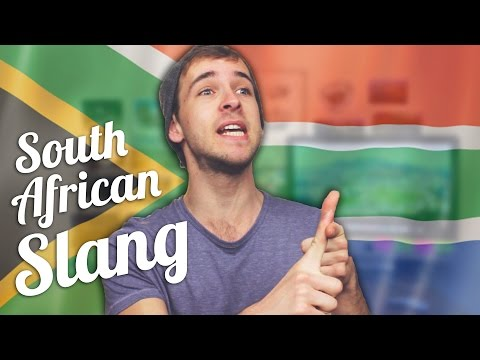 South African Slang