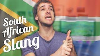 South african slang