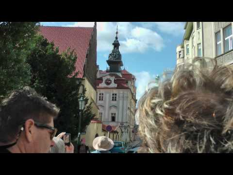 "scenes from a Viking Cruises daytime ""included city tour"" of Prague, Czech Republic (1 of 4)"