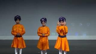 Virasat e Khalsa at Vaisakhi Mela 2017