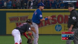 WS2016 Gm7: Almora Jr. tags up to advance to second
