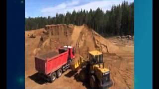 Добыча намывного песка в карьере ТАМЕНГОНТ(, 2015-03-03T08:42:48.000Z)