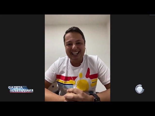 3° Bloco: Gazeta Entrevista com Joaquim Neto