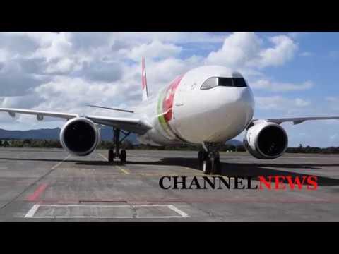 L'Airbus A330 neo atterrit à Maurice
