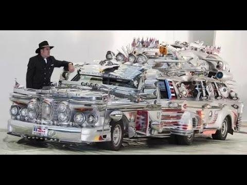 Finnjet – A 29-Meter-Long Junk Limousine Worth $1 Million