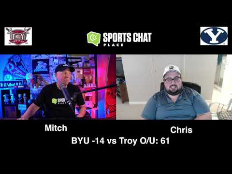 Troy at BYU - Saturday 9/26/20 - College Football Picks & Prediction | Sports Chat Place