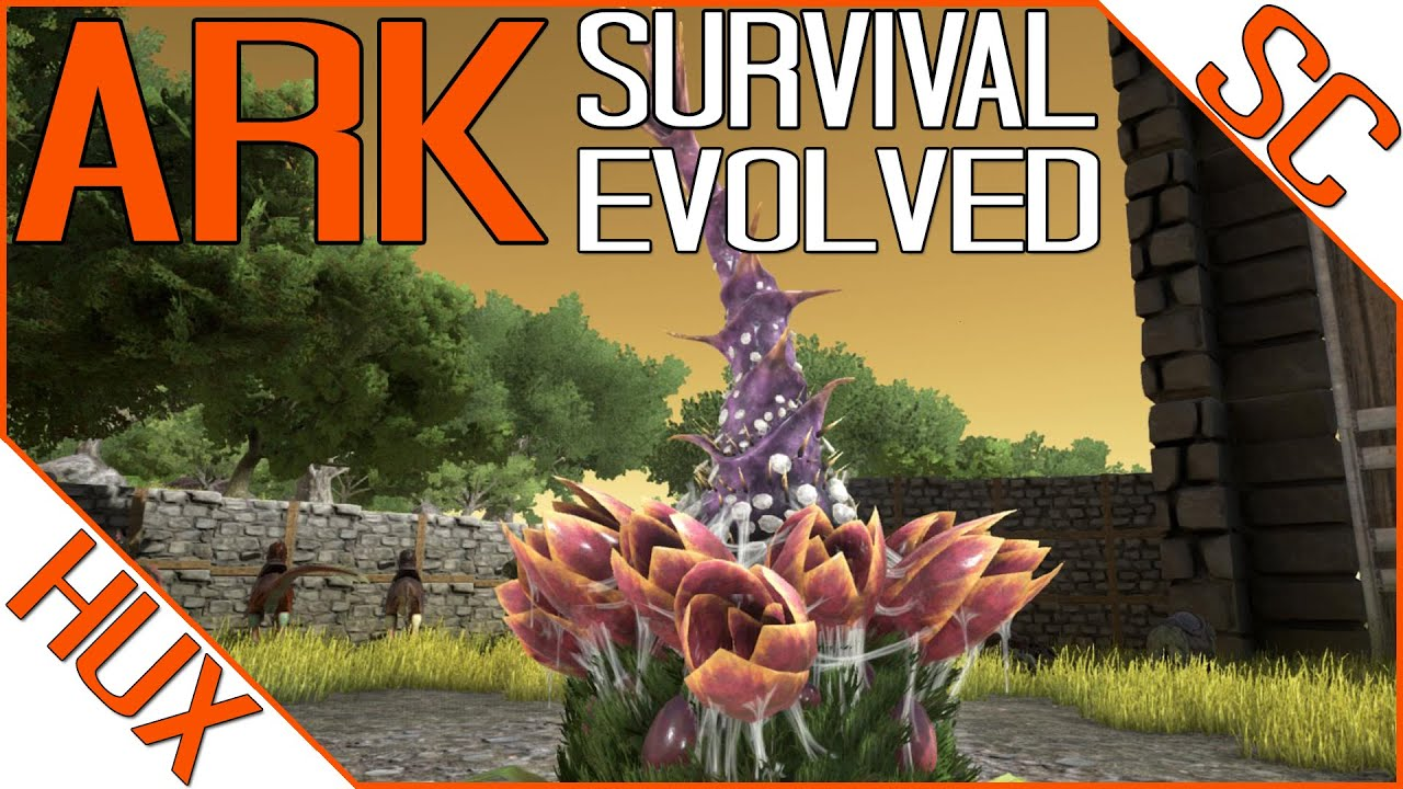 Ark survival evolved plant species x organic turret for Plante x ark