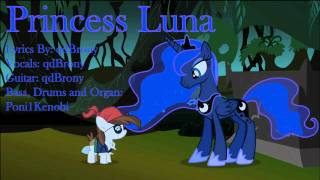 Princess Luna (Mr Moonlight)