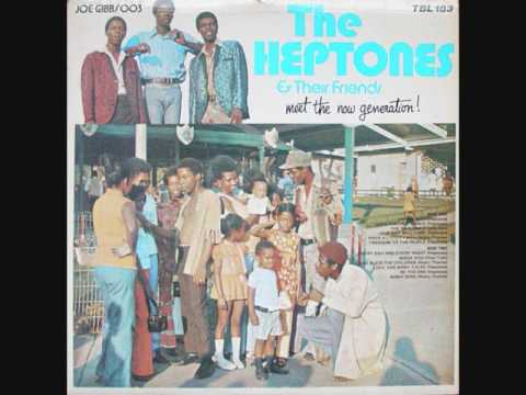 The Heptones And Their Friends - 1972 (Full)