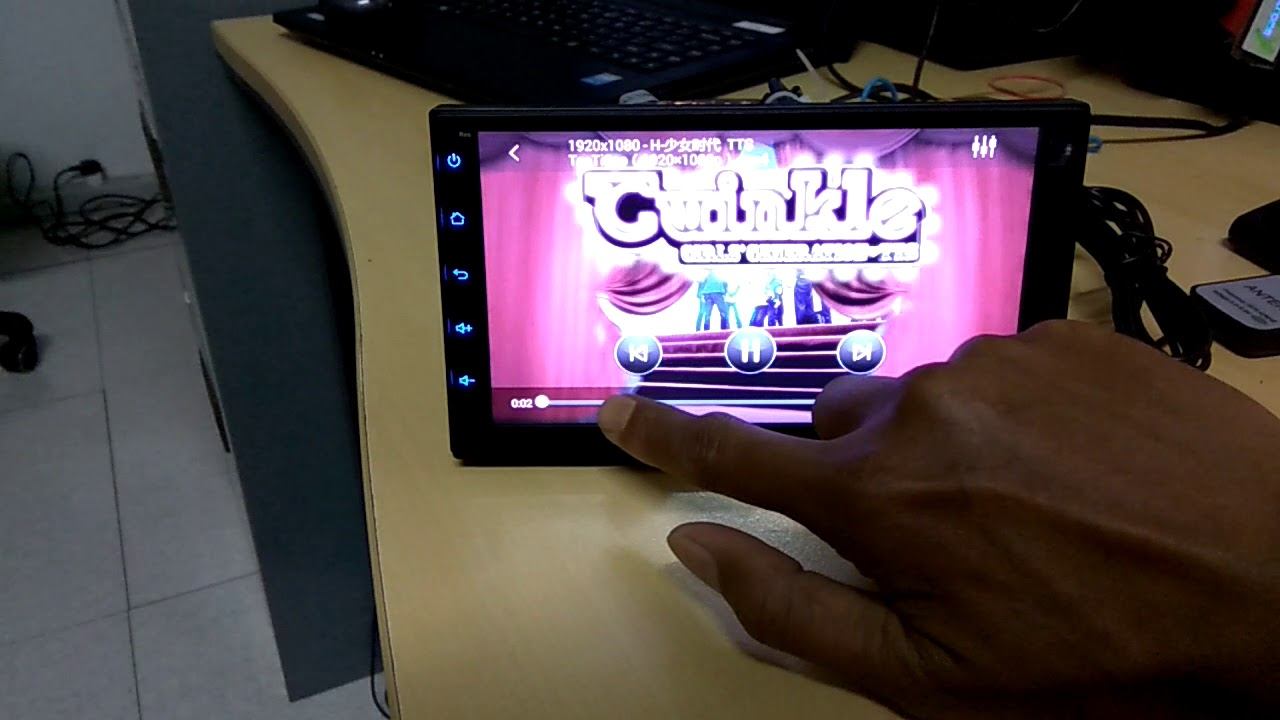 Headunit MTech MM-8803 Android