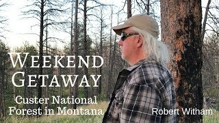 Weekend Escape to Custer National Forest in Montana
