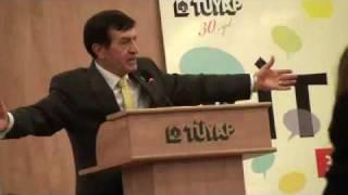 Osman Pamukoğlu Tüyap 2009 Kitap Fuarı Konferansı Bölüm 2