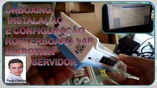 instalando e Configurando Mikrotik  Rb 941 Hap Lite Parte 01