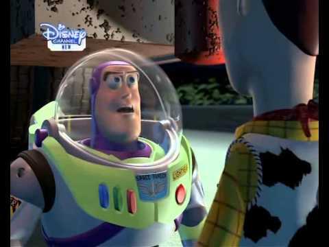 Toy Story-Játékháború promo-Disney Channel Hungary