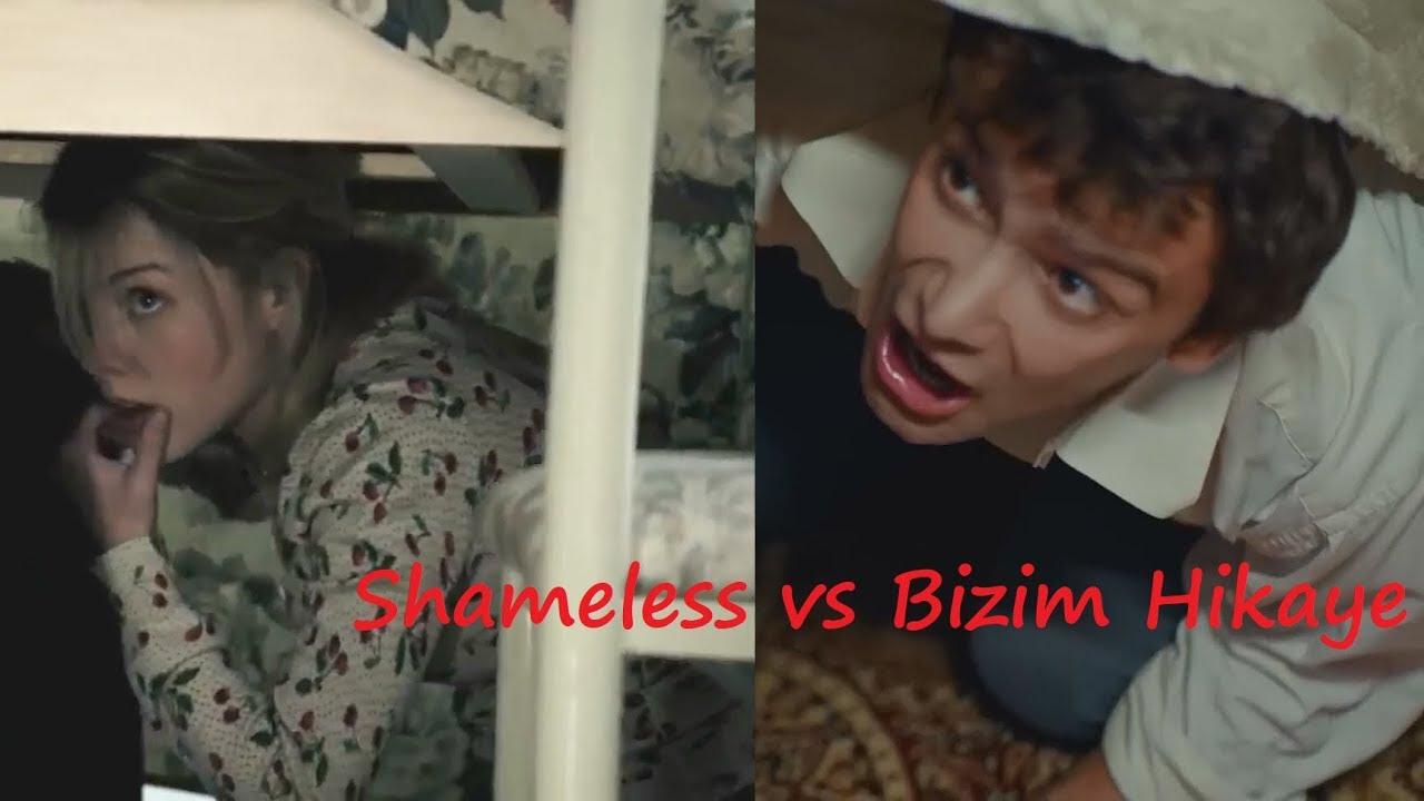 Shameless vs Bizim Hikaye #1 /Karşılaştırma