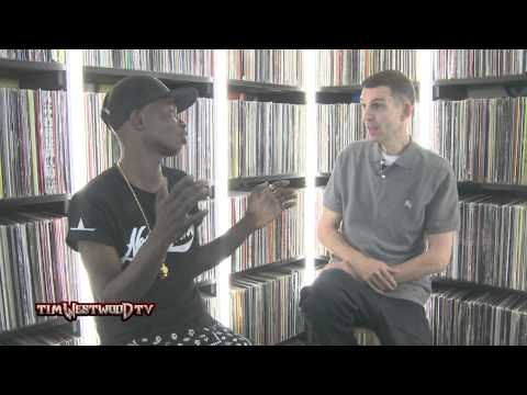 Lil Kesh Does the Shoki and Skelewu Dance on Tim Westwood TV