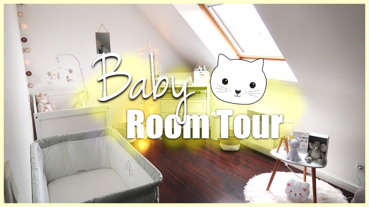 Fille Ou Garçon Révélation Baby Room Tour Diy By Caroline