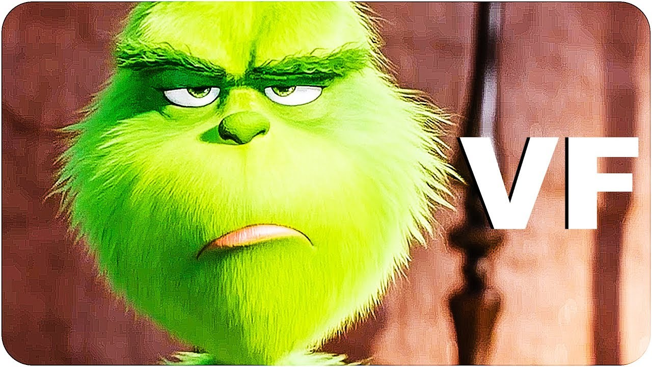 LE GRINCH Bande Annonce VF (2018)