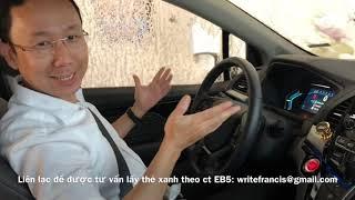 Francis Hùng - Rửa xe tự động tại Mỹ