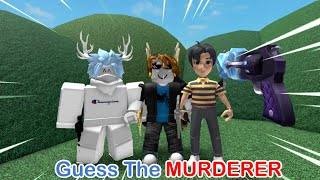 MM2 Guess the MURDERER for a FREE GODLY #3