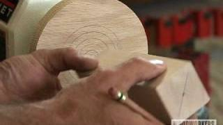 Woodworking Tips & Techniques: Joinery - Cyanoacrylate Adhesive (ca) Wood Turning Application