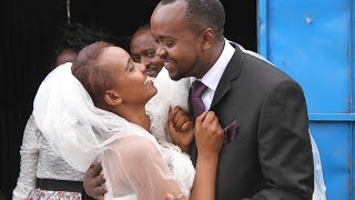 Shocking marriage vows pastor throws out a wedding protester