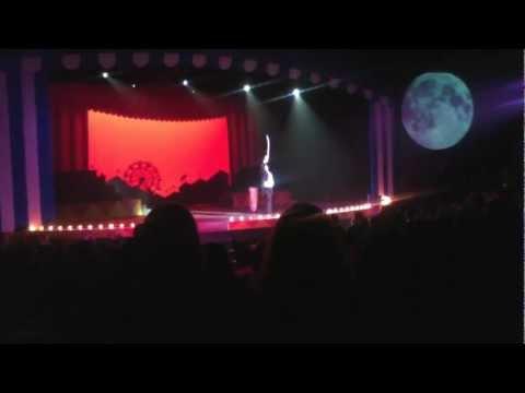 Ed Alonzo's Psycho Circus of Magic and Mayham at Kings Island July 12 2012