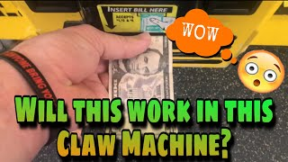 Will This Work In This Claw Machine?