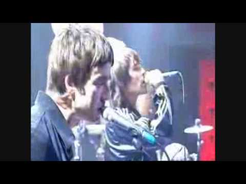IAN BROWN NOEL GALLAGHER   BBC LIVE