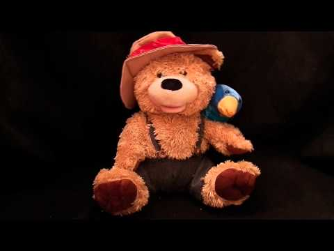 Song of the South Zip A Dee Doo Dah Singing Brer Bear Uncle Remus