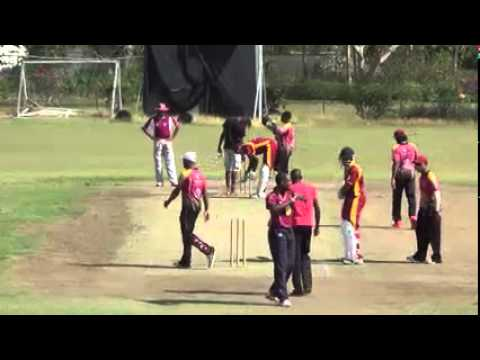 Wanderers vs Pickwick T20 Warm Up 2015