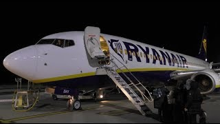 Ryanair Boeing 737-8AS | FR295 London Stansted to Toulouse Blagnac | Full Flight