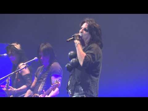Alice Cooper Muscle of Love Live Montreal 2012 HD 1080P