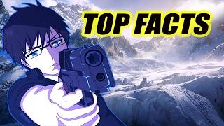 TOP 10 FACTS -- YUKIO OKUMURA | BLUE EXORCIST | (Ao No Exorcist)