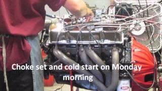 Sehr Performance Machine / Ryan's 533 Hp 327 Chevy