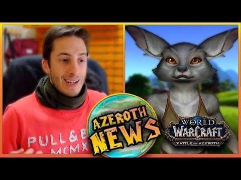 Azeroth News: Warcraft III, Orcos Mag'har, Vulpera y Alfa BFA.