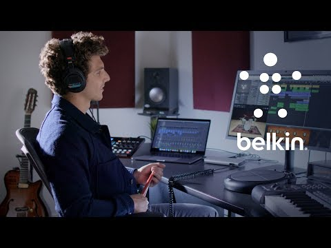 Introducing Belkin's Thunderbolt 3 Express Dock HD
