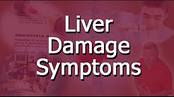 Liver Damage Symptoms
