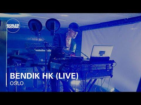Bendik HK (Live) | Boiler Room Oslo: Jaeger X Frædag
