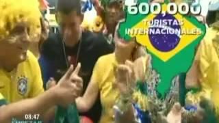 Brasil, el mundial y su economía / las cifras detrás de Brasil