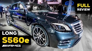 2020 MERCEDES S560e LONG GRAND Edition S Class FULL Review BRUTAL Interior Exterior Infotainment
