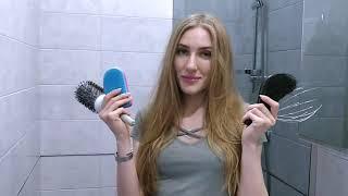 Мой уход за волосами ПРАВИЛЬНОЕ мытье волос Как ухаживать за волосами Красивые длинные волосы